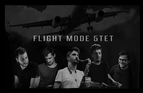 ALBERT PALAU'S FLIGHT MODE QUINTET