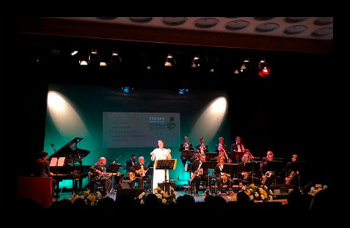 EVA ROMERO & JAZZBONA BIG BAND