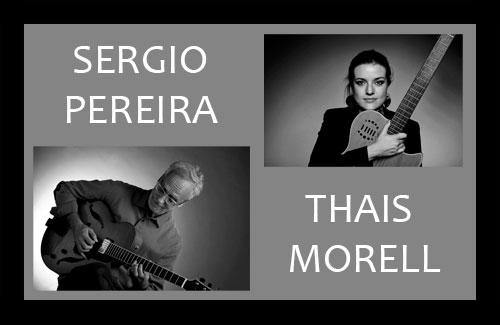 SERGIO PEREIRA & THAIS MORELL