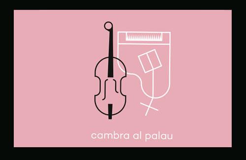 NOVA UBICACIÓ CAMBRA AL PALAU